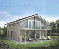 neu zu erstellendes 5.5-Zimmer Einfamilienhaus mit Sicht in die Berge