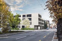 Erstvermietung: Büro-/Gewerberäumlichkeiten im Wohnpark Champagne