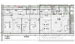 Magnifique surface administrative d´env. 256m² au rez-de-chaussée