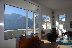 6 ½ Zimmer - Einfamilienhaus mit schöner Seesicht