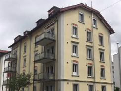 Dachwohnung / Jugenstilhaus