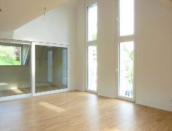 offene 4½-Zimmer Neubauwohnung mit Weitblick