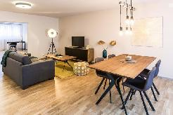 Desin Apartment in the Heart of Zurich