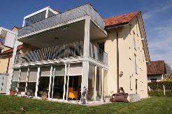 tolle Wohnung, nur einen Fussmarsch vom Furtbach entfernt