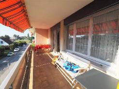 Bel appartement lumineux de 4.5 pièces avec garage et place de parc
