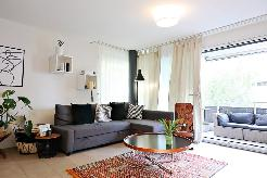 Sous location appart 3,5 p / 2 chambres / 1 SDB / avec terrasse.