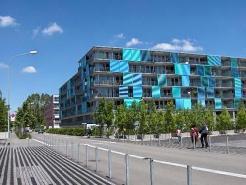 Moderne Wohnung in Neu-Oerlikon